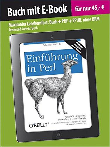 9783955610388: Einführung in Perl
