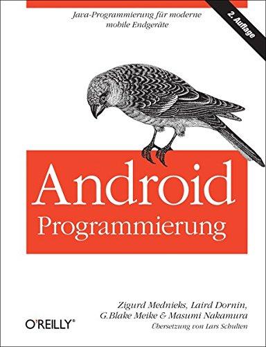 Android-Programmierung: Zigurd Mednieks