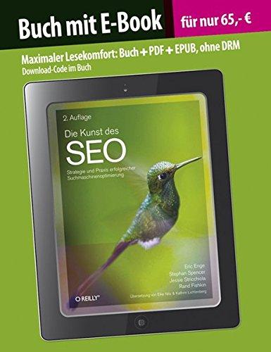 9783955615321: Die Kunst des SEO (Buch mit E-Book): Strategie und Praxis erfolgreicher Suchmaschinenoptimierung