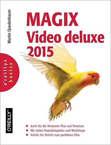 9783955616861: MAGIX Video deluxe 2015