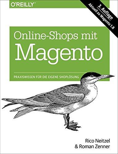 9783955617820: Online-Shops mit Magento