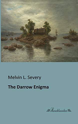 9783955630225: The Darrow Enigma