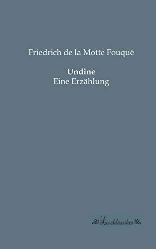 9783955631505: Undine: Eine Erzählung (German Edition)