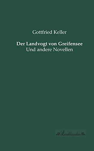 9783955631598: Der Landvogt Von Greifensee