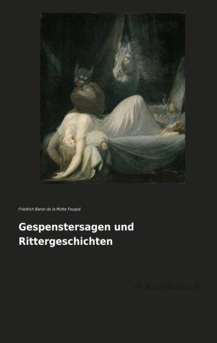 9783955634070: Gespenstersagen und Rittergeschichten