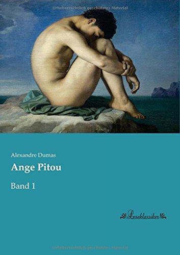 9783955634544: Ange Pitou: Band 1