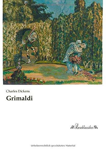 9783955635039: Grimaldi (German Edition)