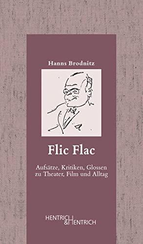 9783955650193: Flic Flac