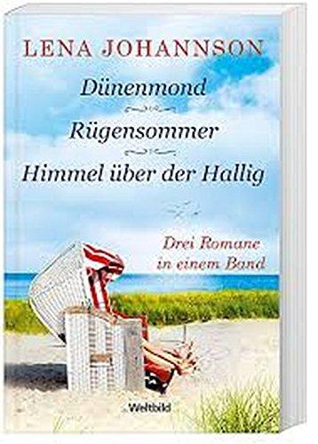9783955695859: Rügensommer / Dünenmond / Himmel über der Hallig - 3 Romane in einem Band