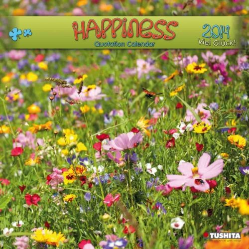 9783955700010: Happiness 2014 (Mindful Editions)