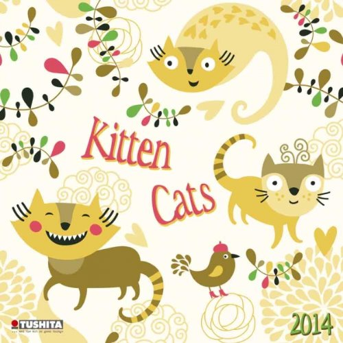 9783955700768: Kitten Cats 2014 Media Illustration