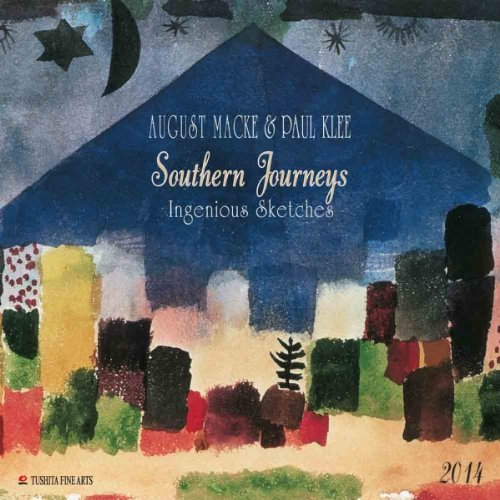 9783955701628: Southern Journey's 2014. Modern Art: Ingenious Skatches (Fine Art)