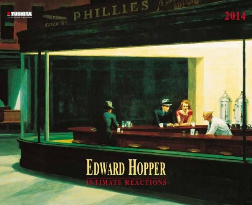 9783955701819: Edward Hopper - Nighthawks 2014 Decor Calendar