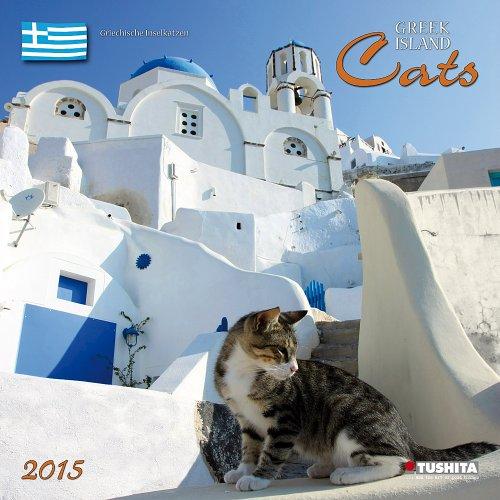 9783955704599: Greek Island Cats (Wonderful World)