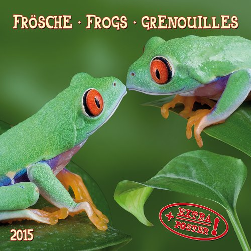 9783955704841: Frösche / Frogs / Grenouilles 2015. Artwork Edition