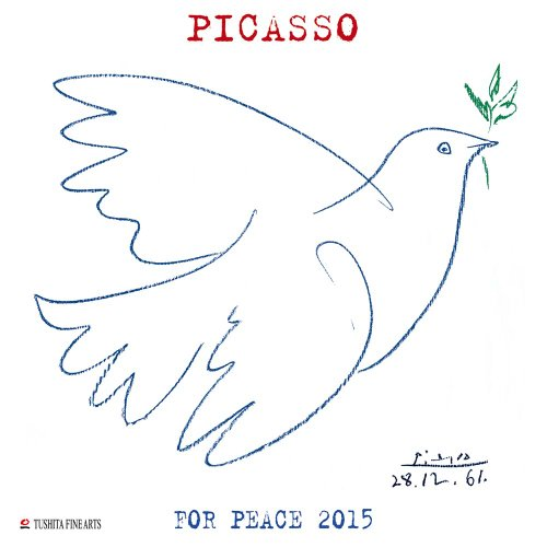 9783955705527: Picasso For Peace 2015
