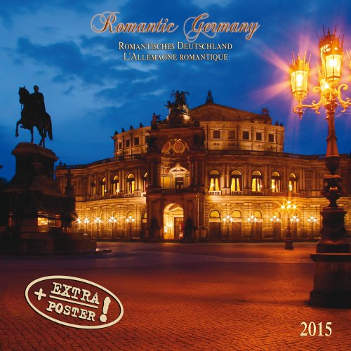9783955705879: Romantic Germany 2015