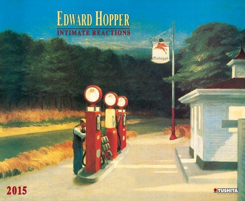 9783955706210: Edward Hopper - Intimate Reactions 2015 Decor Calendar