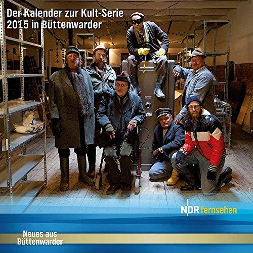 9783955707033: Neues aus Büttenwarder 2015: Der Kalender zur Kult-Serie 2015 in Büttenwarder