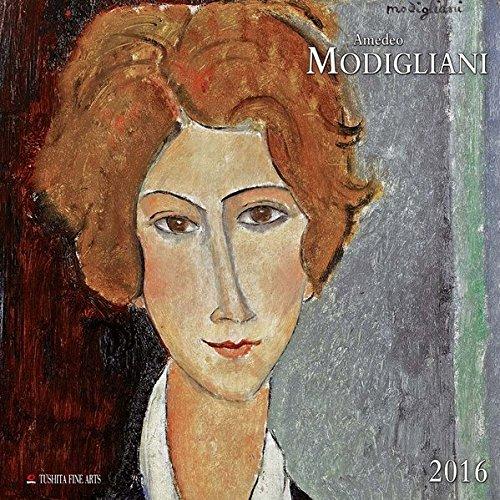 9783955708108: Amedeo Modigliani 2016 (Tushita Fine Arts)