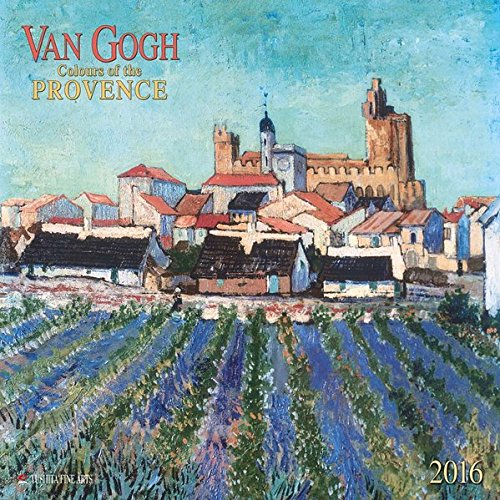 9783955708139: Van Gogh Colours of the Provence (160518) (English, Spanish, French, Italian and German Edition)