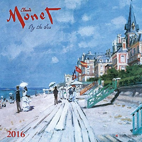 9783955708368: Claude Monet By the Sea 2016