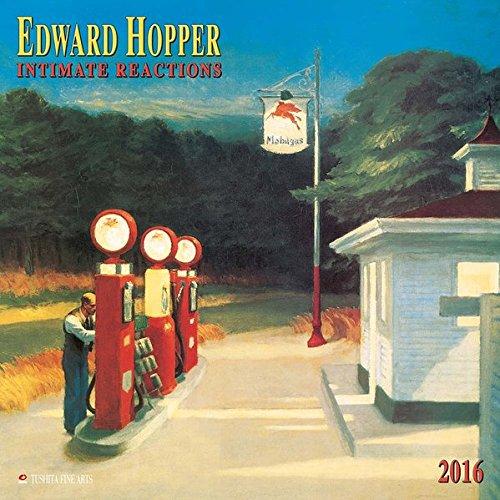 9783955708467: Edward Hopper - 2016 Calendar 12 x 12in