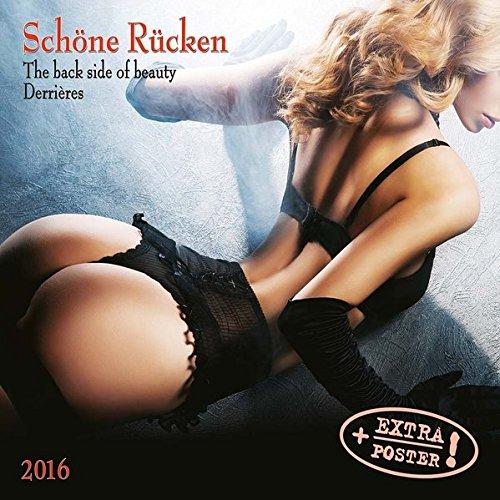 9783955709006: Schöne Rücken 2016: Kalender 2016