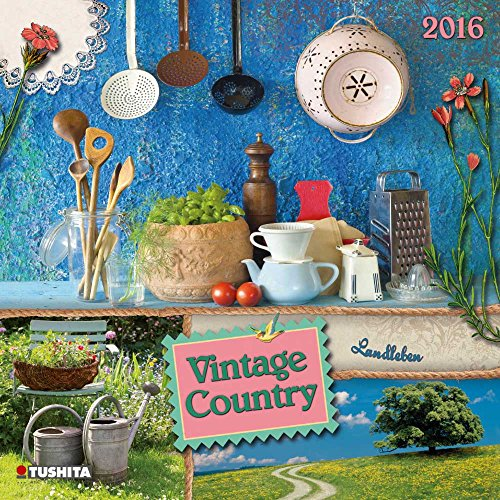 9783955709631: Vintage Country Planner