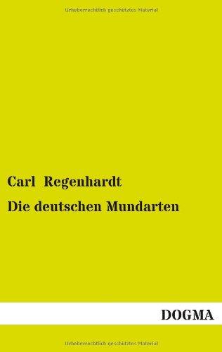 9783955800604: Die Deutschen Mundarten