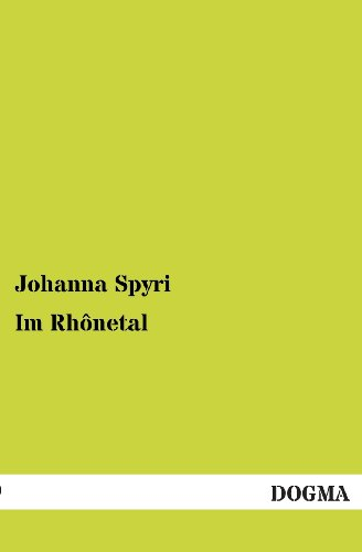 9783955801823: Im Rhonetal