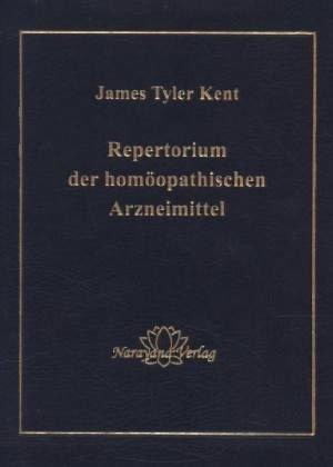 Handbuch der homöopathischen Arzneimittellehre. Repertorium der homöopathischen ...