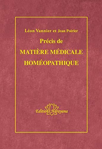 9783955820633: Precis de matière medicale homeopathique