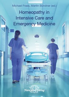 9783955820770: Homeopathy in Intensive Care and Emergency Medicine