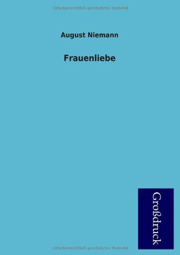 Frauenliebe: August Niemann