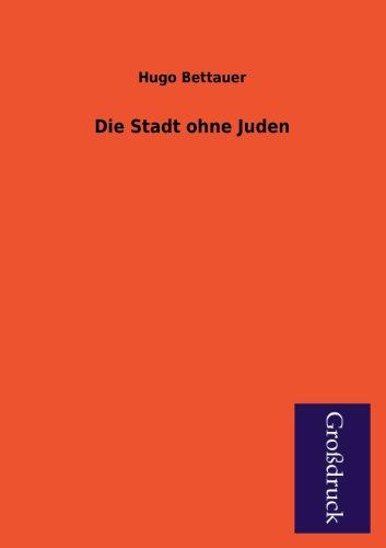 9783955843014: Die Stadt ohne Juden