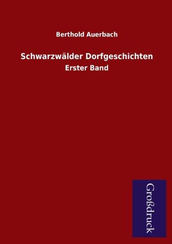 9783955843649: Schwarzwälder Dorfgeschichten