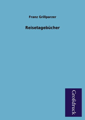 9783955843939: Reisetagebucher