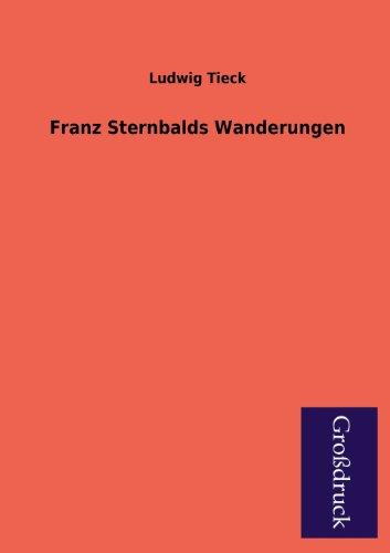 9783955845391: Franz Sternbalds Wanderungen (German Edition)