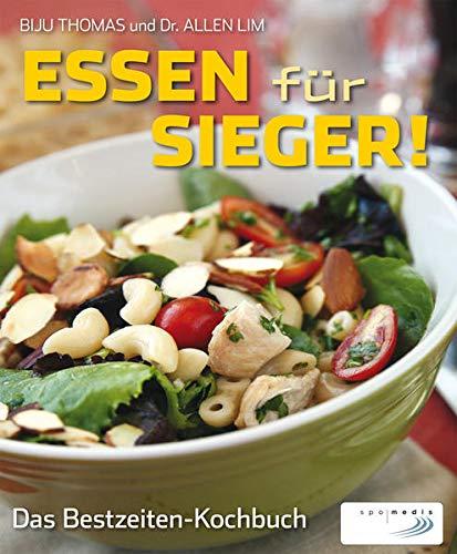 9783955900052: Essen für Sieger!: Das Bestzeiten-Kochbuch