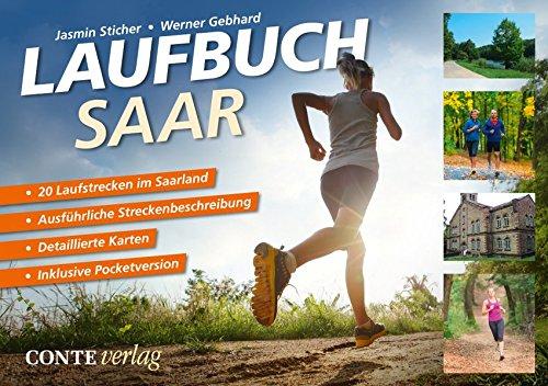 9783956020513: Laufbuch Saar
