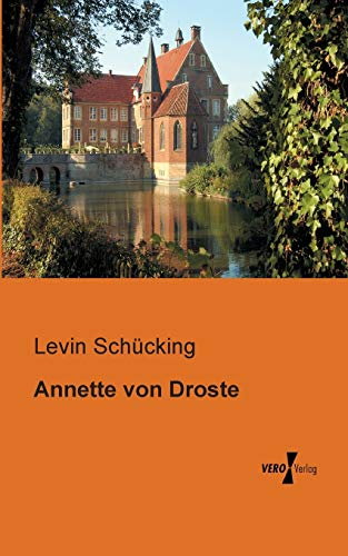 9783956100369: Annette von Droste (German Edition)