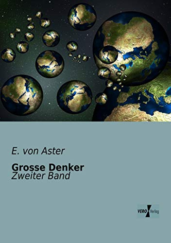 9783956101908: Grosse Denker: Zweiter Band (German Edition)