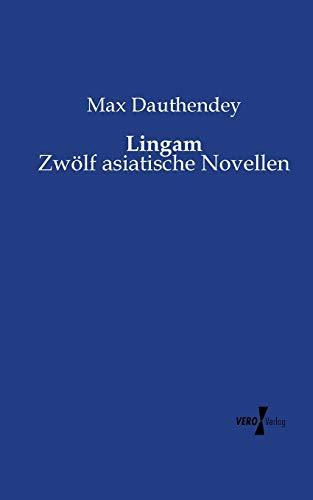 Lingam (Paperback): Max Dauthendey