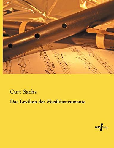 9783956107511: Das Lexikon Der Musikinstrumente