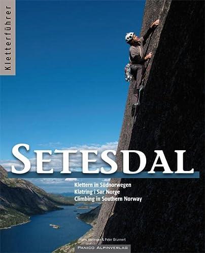 Kletterführer Alpin Setesdal -