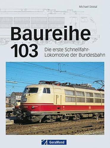 9783956130038: Baureihe 103: Die erste Schnellfahr-Lokomotive der Bundesbahn