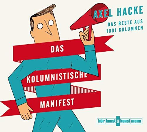 9783956140488: Das kolumnistische Manifest