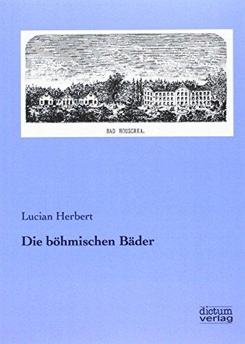 9783956180866: Die böhmischen Bäder