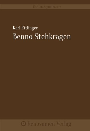 9783956210327: Benno Stehkragen (German Edition)